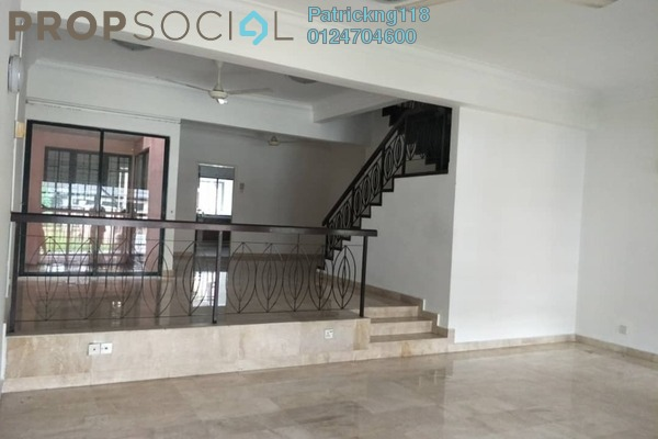 For Rent Terrace at Kubah, Bukit Jelutong Freehold Semi Furnished 4R/3B 2k