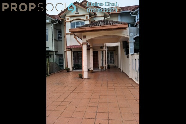 For Sale Terrace at Putra Bahagia, Putra Heights Freehold Semi Furnished 3R/3B 698k