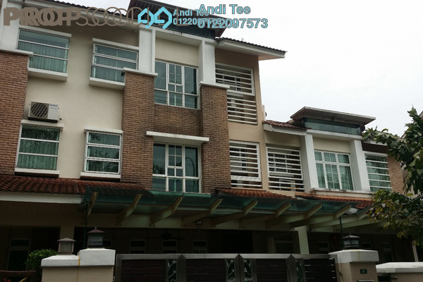 For Sale Terrace at LeVenue, Desa ParkCity Freehold Semi Furnished 6R/6B 2.45m