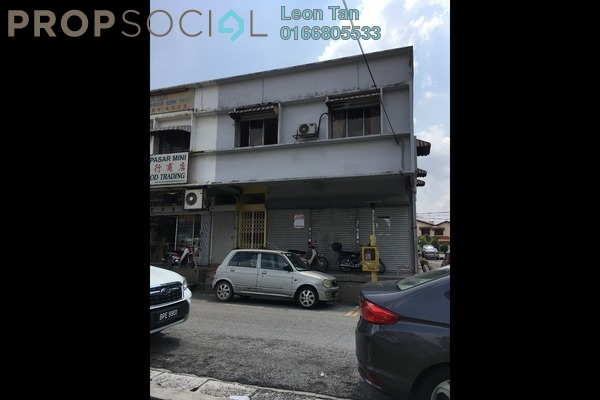 For Rent Shop at Taman Paramount, Petaling Jaya Freehold Semi Furnished 0R/0B 4Ribu