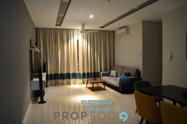 For Sale Condominium at Scenaria, Segambut Freehold Fully Furnished 4R/3B 820k