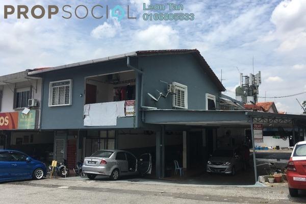 For Rent Shop at Section 17, Petaling Jaya Freehold Semi Furnished 0R/0B 9k