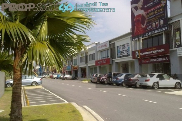 For Sale Shop at Seri Bangi, Bandar Baru Bangi Freehold Unfurnished 0R/0B 2m