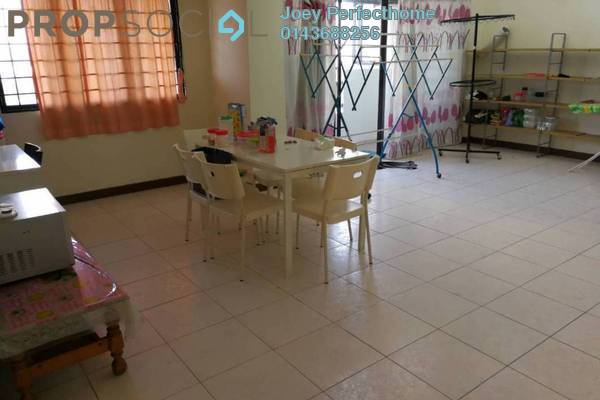 For Sale Duplex at Vista Komanwel, Bukit Jalil Freehold Semi Furnished 6R/4B 850k