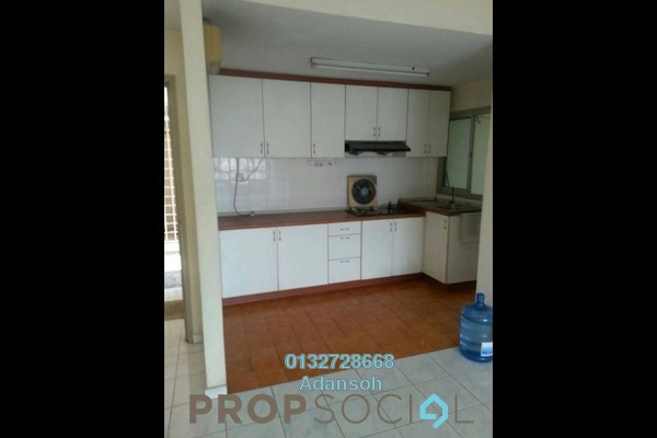 For Sale Apartment at SD Tiara Apartment, Bandar Sri Damansara Freehold Semi Furnished 3R/2B 310k