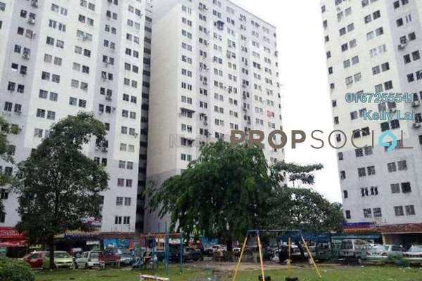 For Sale Condominium at Mutiara Fadason, Jinjang Freehold Semi Furnished 3R/2B 180k