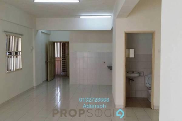 For Rent Apartment at Vista Mutiara, Kepong Freehold Semi Furnished 3R/2B 1.25k