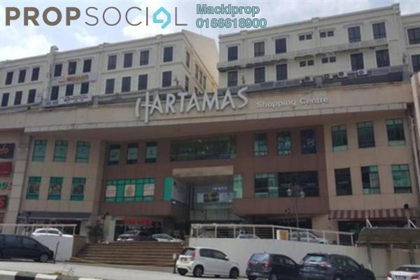 For Sale Shop at Plaza Damas, Sri Hartamas Freehold Semi Furnished 0R/0B 1.4m