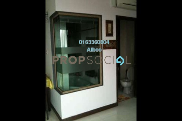For Rent Condominium at Ritze Perdana 1, Damansara Perdana Freehold Fully Furnished 0R/1B 1.3k