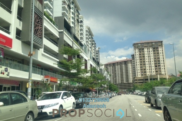 For Sale Shop at First Residence, Kepong Freehold Unfurnished 0R/0B 1.39m