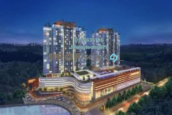For Rent Serviced Residence at Amerin Mall & Residence, Balakong Freehold Fully Furnished 2R/2B 1.4k