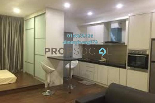 For Rent SoHo/Studio at Silk Sky, Balakong Freehold Fully Furnished 1R/1B 1.2k