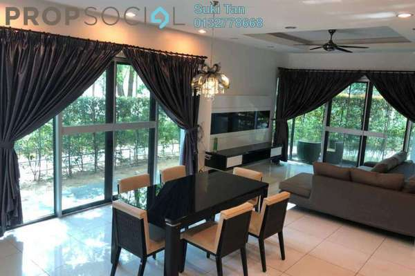 For Sale Townhouse at Sunway SPK 3 Harmoni, Kepong Freehold Semi Furnished 3R/4B 1.49m