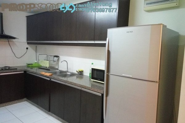 For Rent Condominium at Putra Majestik, Sentul Freehold Fully Furnished 3R/2B 1.88k