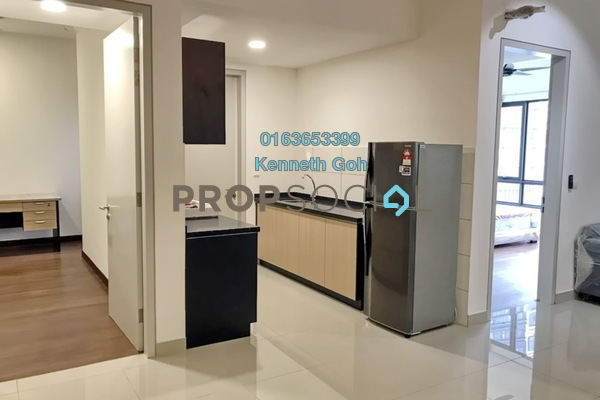 For Rent Condominium at Paloma Serviced Residences, Subang Jaya Freehold Fully Furnished 2R/2B 2.1k