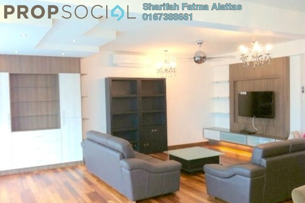 For Sale Condominium at Ampang Putra Residency, Ampang Leasehold Fully Furnished 0R/0B 1.3m