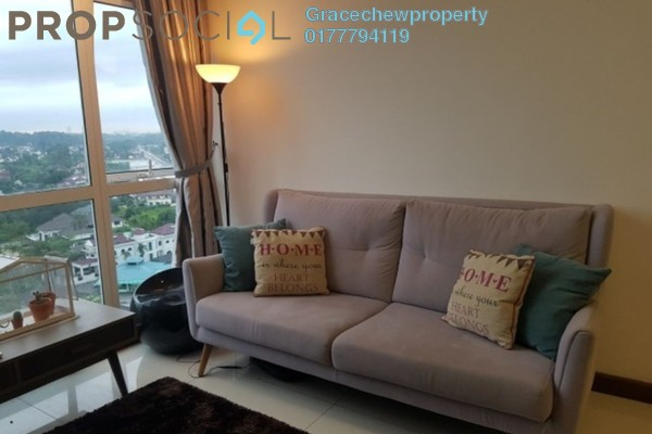 For Rent Serviced Residence at Paragon Residences @ Straits View, Johor Bahru Freehold Fully Furnished 2R/2B 2.18k