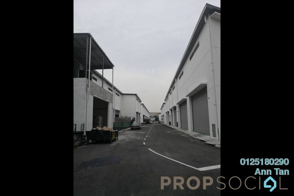 For Sale Factory at Gravitas, Shah Alam Leasehold Unfurnished 0R/6B 2.13m