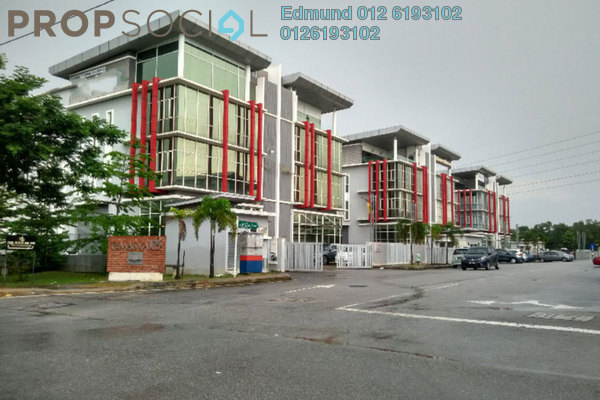 For Rent Factory at Temasya 8, Temasya Glenmarie Freehold Unfurnished 0R/0B 30k
