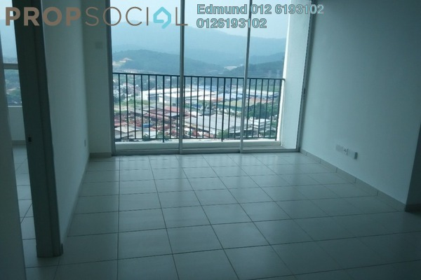 For Rent Condominium at The Zizz, Damansara Damai Freehold Semi Furnished 4R/2B 1.25k