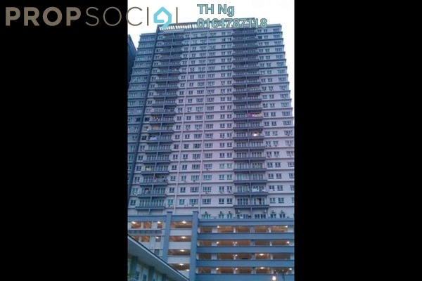 For Sale Condominium at 1-World, Bayan Baru Freehold Fully Furnished 3R/2B 520k