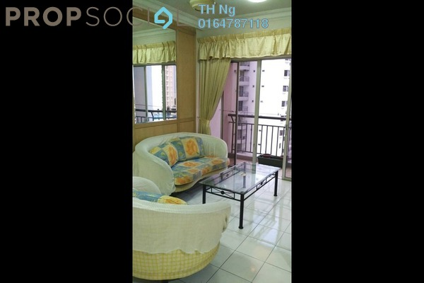 For Sale Condominium at Villa Emas, Bayan Indah Freehold Fully Furnished 3R/2B 420k