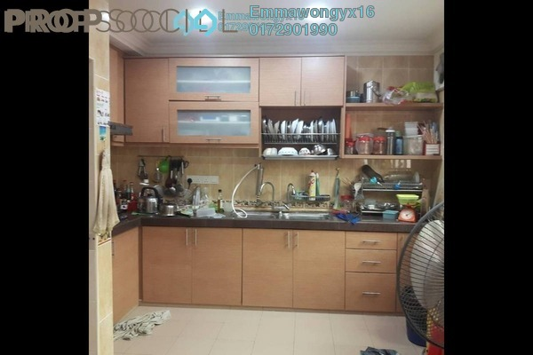 For Sale Terrace at Taman Prima Impian, Segambut Freehold Fully Furnished 4R/4B 1.15m