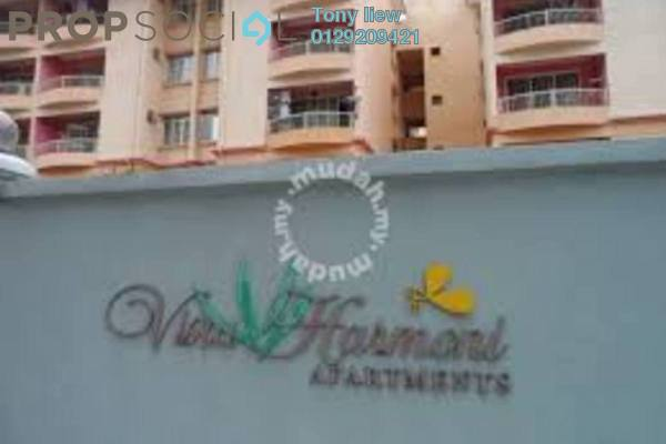 For Sale Condominium at Vista Hatamas, Cheras Freehold Fully Furnished 3R/0B 370k