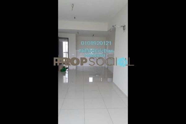 For Sale Condominium at Elevia Residences, Bandar Puchong Utama Freehold Unfurnished 3R/2B 650k