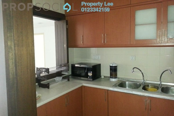 For Rent Condominium at Sri Putramas I, Dutamas Freehold Semi Furnished 3R/2B 1.6k