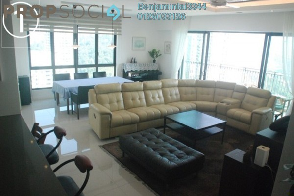 For Sale Condominium at Residensi 22, Mont Kiara Freehold Fully Furnished 4R/4B 1.9m