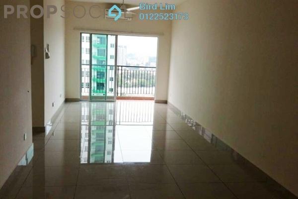 For Rent Apartment at OUG Parklane, Old Klang Road Freehold Semi Furnished 3R/2B 1.38k
