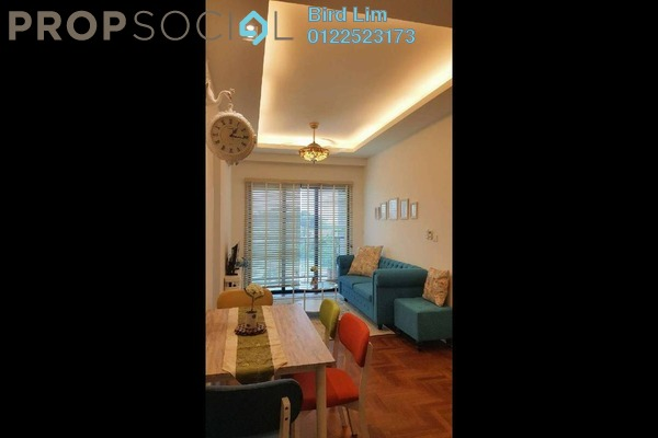 For Rent Condominium at Residency V, Old Klang Road Freehold Fully Furnished 2R/2B 2.37k