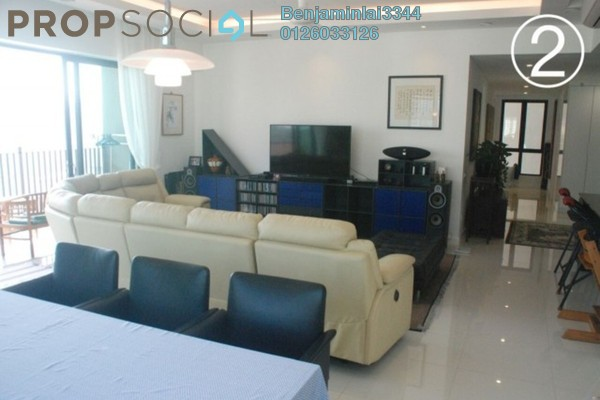 For Rent Condominium at Residensi 22, Mont Kiara Freehold Fully Furnished 4R/4B 9k