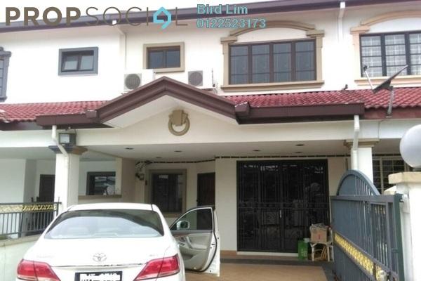 For Sale Terrace at Taman Taming Jaya, Balakong Freehold Semi Furnished 4R/3B 749k