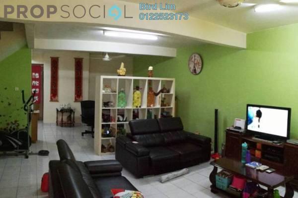 For Sale Terrace at Taman Kajang Prima, Kajang Freehold Fully Furnished 5R/4B 596k