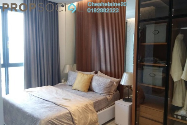 For Sale Condominium at KL Traders Square, Kuala Lumpur Freehold Unfurnished 3R/2B 437k