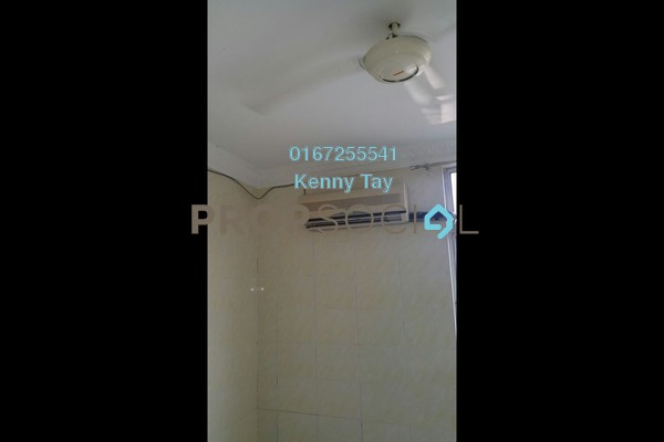 For Sale Condominium at Greenview Apartment, Kepong Freehold Semi Furnished 3R/2B 205k