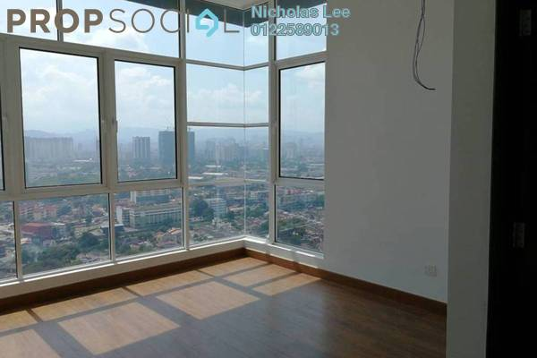 For Sale Condominium at Boulevard Serviced Apartment, Jalan Ipoh Freehold Unfurnished 3R/2B 568k