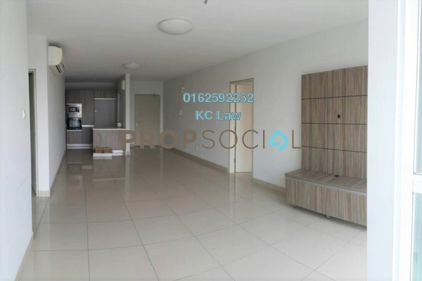 For Rent Condominium at Pacific Place, Ara Damansara Freehold Semi Furnished 3R/2B 1.8k