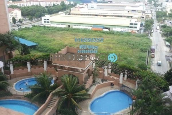 For Sale Apartment at Rhythm Avenue, UEP Subang Jaya Freehold Unfurnished 3R/2B 360k