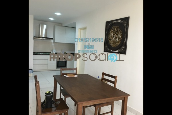 For Sale Serviced Residence at Alam Idaman, Shah Alam Freehold Fully Furnished 3R/2B 450k