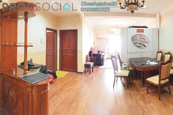 For Sale Condominium at Casa Venicia Greenview, Selayang Freehold Semi Furnished 2R/2B 438k