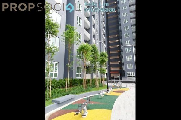 For Sale Condominium at The Holmes, Bandar Tun Razak Leasehold Semi Furnished 3R/2B 478k