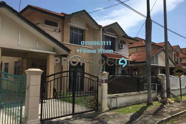 For Rent Semi-Detached at Taman Tasik Utama, Ayer Keroh Freehold Unfurnished 4R/3B 1k