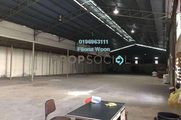 For Rent Factory at Kawasan Perindustrian Krubong, Melaka Freehold Unfurnished 0R/2B 14k