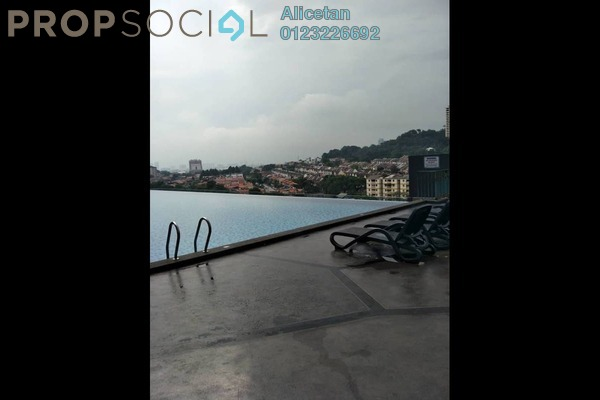 For Sale Condominium at D'Sands Residence, Old Klang Road Freehold Semi Furnished 3R/2B 725k