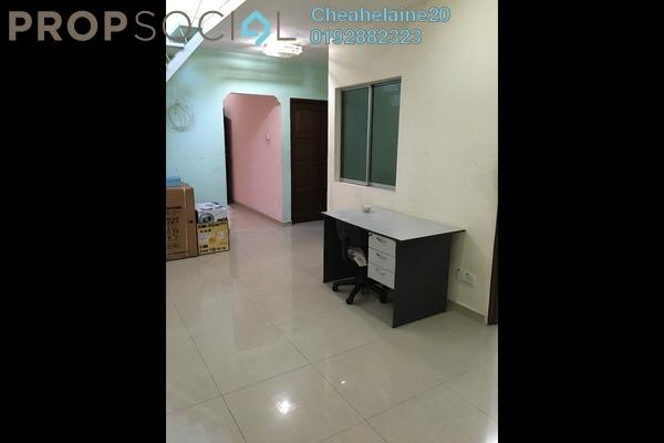 For Rent Terrace at Taman Seri Melati, Selayang Freehold Semi Furnished 3R/2B 1.8k