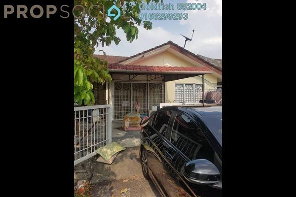 For Sale Terrace at Seksyen 2, Bandar Bukit Mahkota Freehold Semi Furnished 3R/2B 320k
