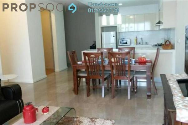 For Rent Serviced Residence at myHabitat, KLCC Freehold Fully Furnished 0R/0B 3.4k